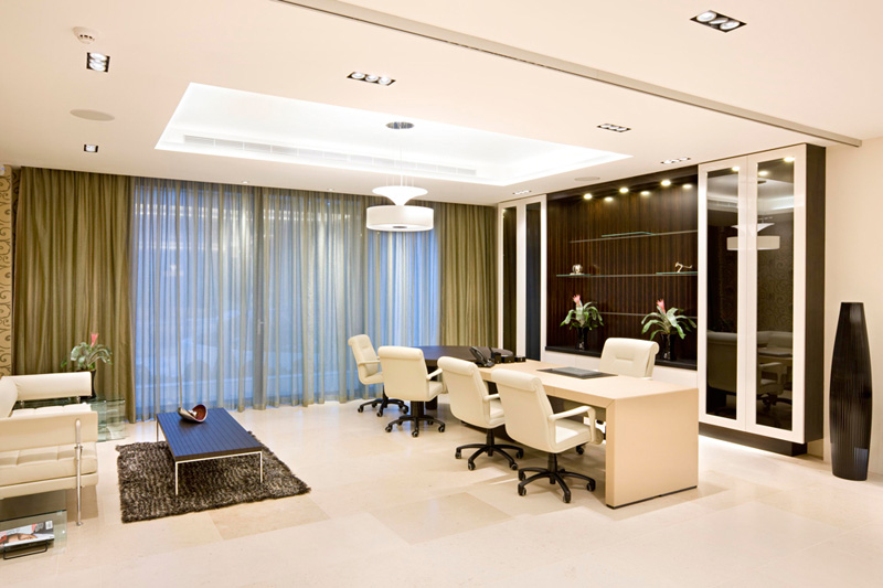Дизайн интерьеров офиса