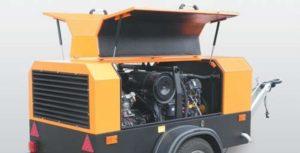 Преимущества использования дизельных компрессоров