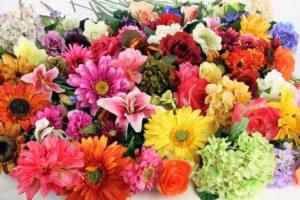 Преимущества искусственных цветов