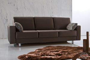Использование прямых диванов