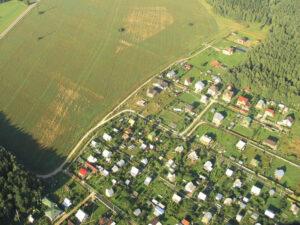 Размежевание земель участка