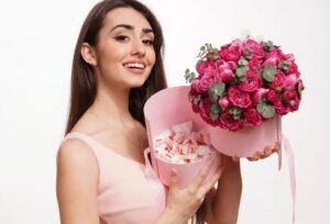 Цветы с доставкой в Алматы