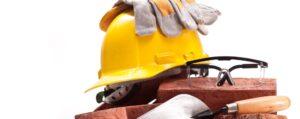 Услуги строительных работ