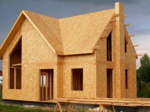 Преимущества строительства домов из СИП панелей