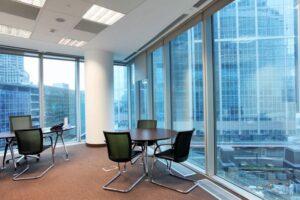 Преимущества аренды офисов