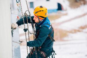 Промышленный альпинизм на заказ