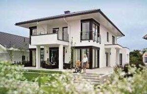 Дом в Новой Рузе