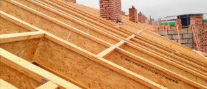 Преимущества деревянных двутавровых балок