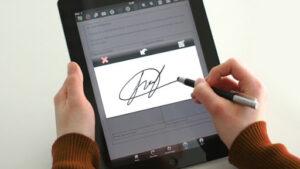 Преимущества использования электронной подписи