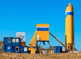 Преимущества мини заводов по производству бетона