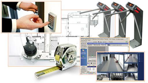 СКУД — проектирование, установка и монтаж